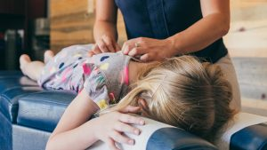 Chiropractor care for children